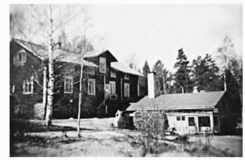 Vilenin Leipomo Ruovesi 4.11.1952